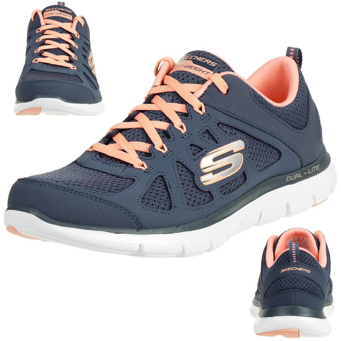 Skechers Flex appeal weight 2.0 simplista señora fitness zapatos Lite weight appeal SLT dbd2ff