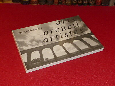 Frasnay library R Jean Mill Art 20th Aorkshops Artistes Arcueil 1989 In Short Supply