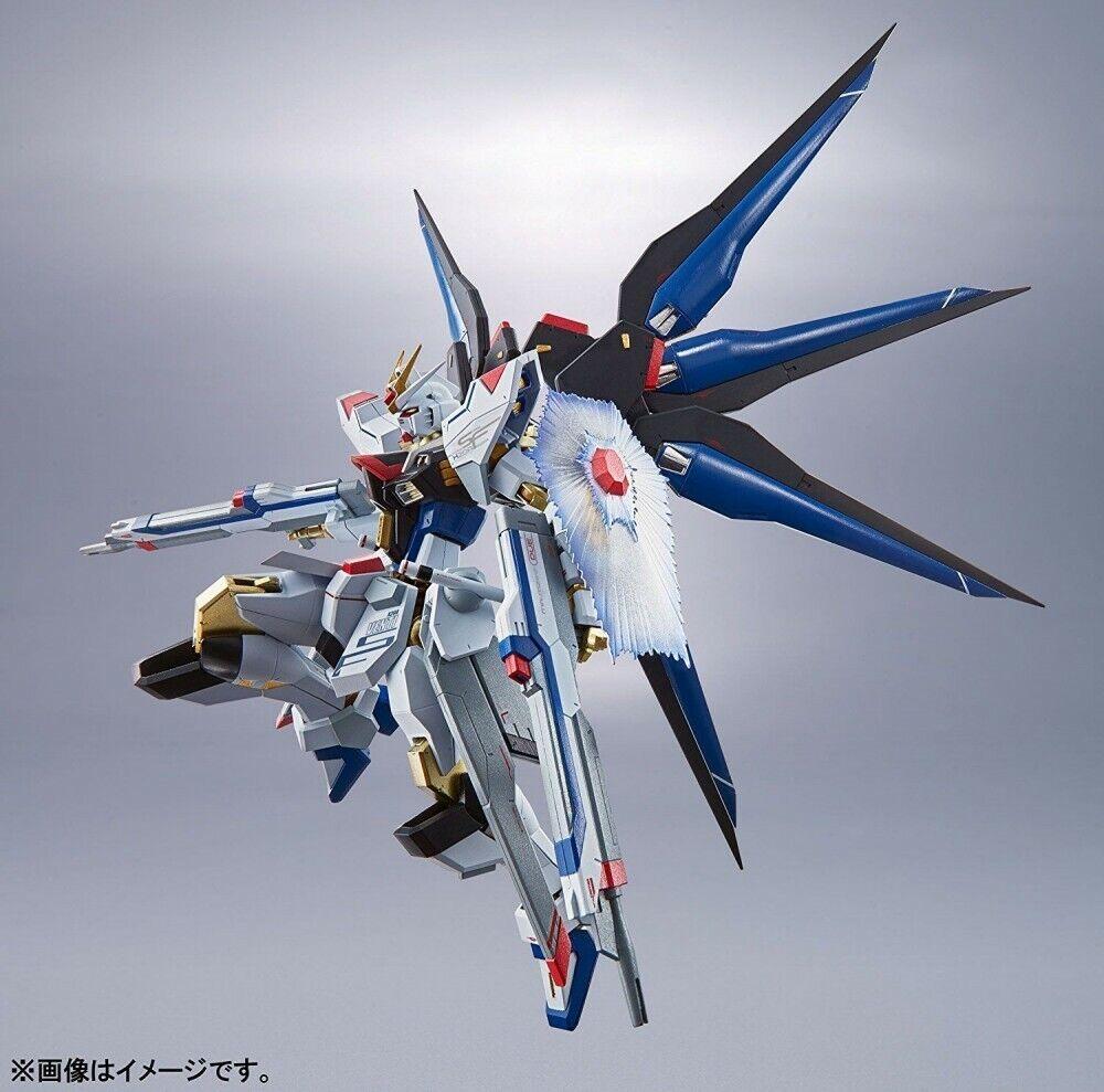 ROBOT in mettuttio Tamashii gundom Seed Destiny Strike di gratuitoDOM GUNDAM azione cifra