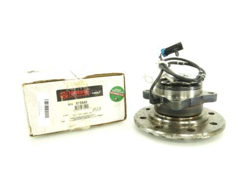 NEW National Wheel Bearing /& Hub Front Right 515048 Chevy K3500 K2500 1996-2000