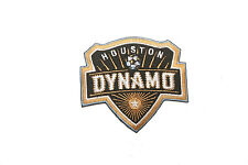 HOUSTON DYNAMO MLS SOCCER FOOTBALL EMBROIDERED IRON-ON PATCH CREST BADGE