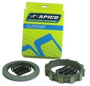 Apico-CRF-250-R-04-09-X-04-17-Clutch-Kit-Friction-Steel-Plates-Springs-CRF250