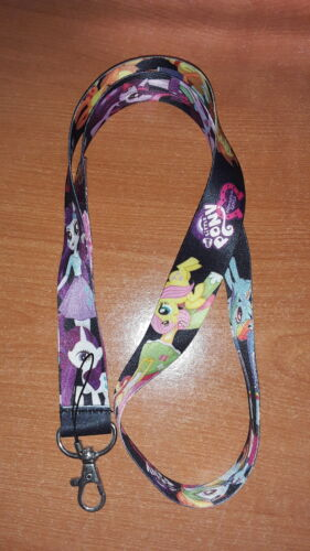 Details about  /Best TV Series All Time My Little Pony Characters Cell Phone Holder Lanyard