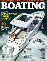 Boating November/december 2016 World's Largest Powerboat Magazine
