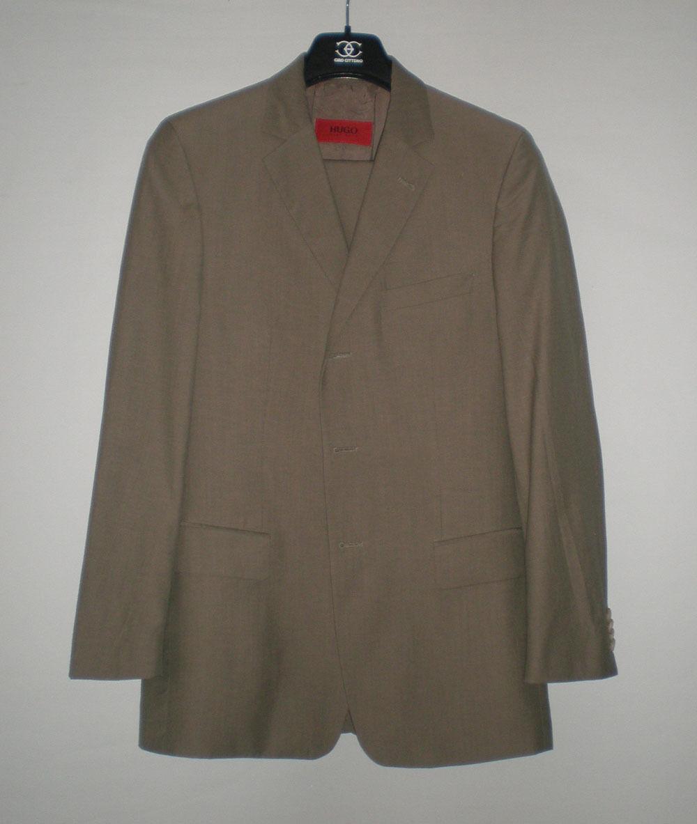 Hugo Boss Quality Männers Suit, Größe 46 (EU), Chest 41in, Waist 32in (xx)