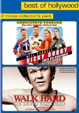 Ricky Bobby - König der Rennfahrer / Walk Hard / 2-DVDs / DVD #10213