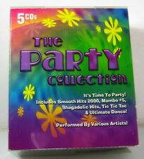 The Party Collection CD Pack 5 in total
