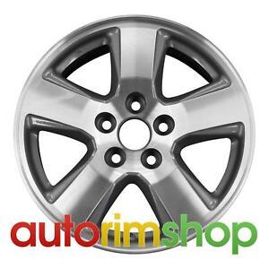 "Dodge Caliber 2007 2008 2009 2010 2011 2012 17/"" Factory OEM Wheel Rim"