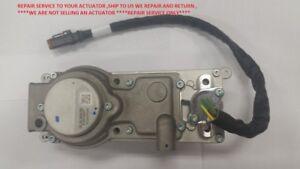 Details about Turbo Actuator Holset Cummins IBS ISX 6 7 Repair Service  HE351VE HE561VE HE431VE