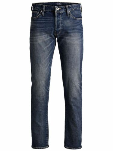 Jack Jones 34 32 Denim Nouveau Mike001 33 Jeans 29 30 produit Blau Stretch 28 31 36 aHqFa