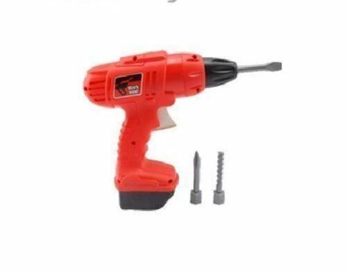 Vinsani Power Tool À faire soi-même Set Kids Building marteau perceuse prétendre Jouer Toy 38 PC