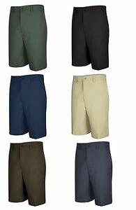 Initiative Neu Unregelmäßig Red Kap Herren Works Uniform Durakap Einfarbig Front Shorts Geschickte Herstellung Kleidung & Accessoires