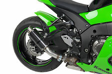 2011-2016 ZX10R MGP Carbon Fiber Exhaust Slip On 2012 2013 2014 2015 Kawasaki