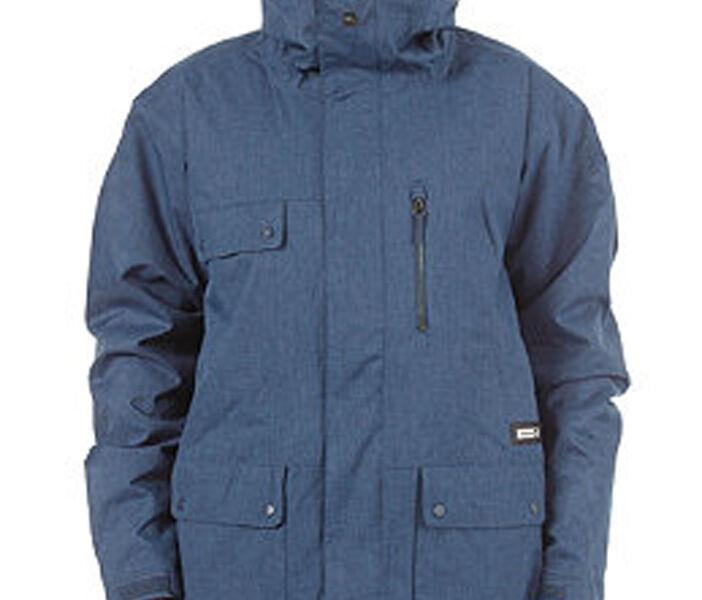 QuikSilber Drift Solid Snowboard Jacket (M)