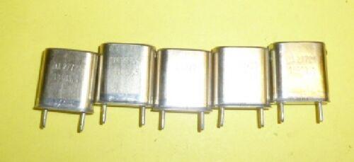 Khz 5x Quarz Kristall 18483,3-18487,5-18491,6-18495,5-18500,0