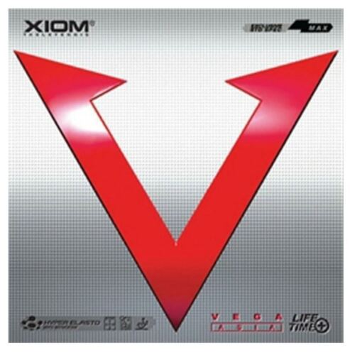 XIOM Vega Asia Table Tennis Racket Ping Pong Rubber
