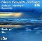 Chopin: Complete Nocturnes (CD, May-2012, 2 Discs, Alto)
