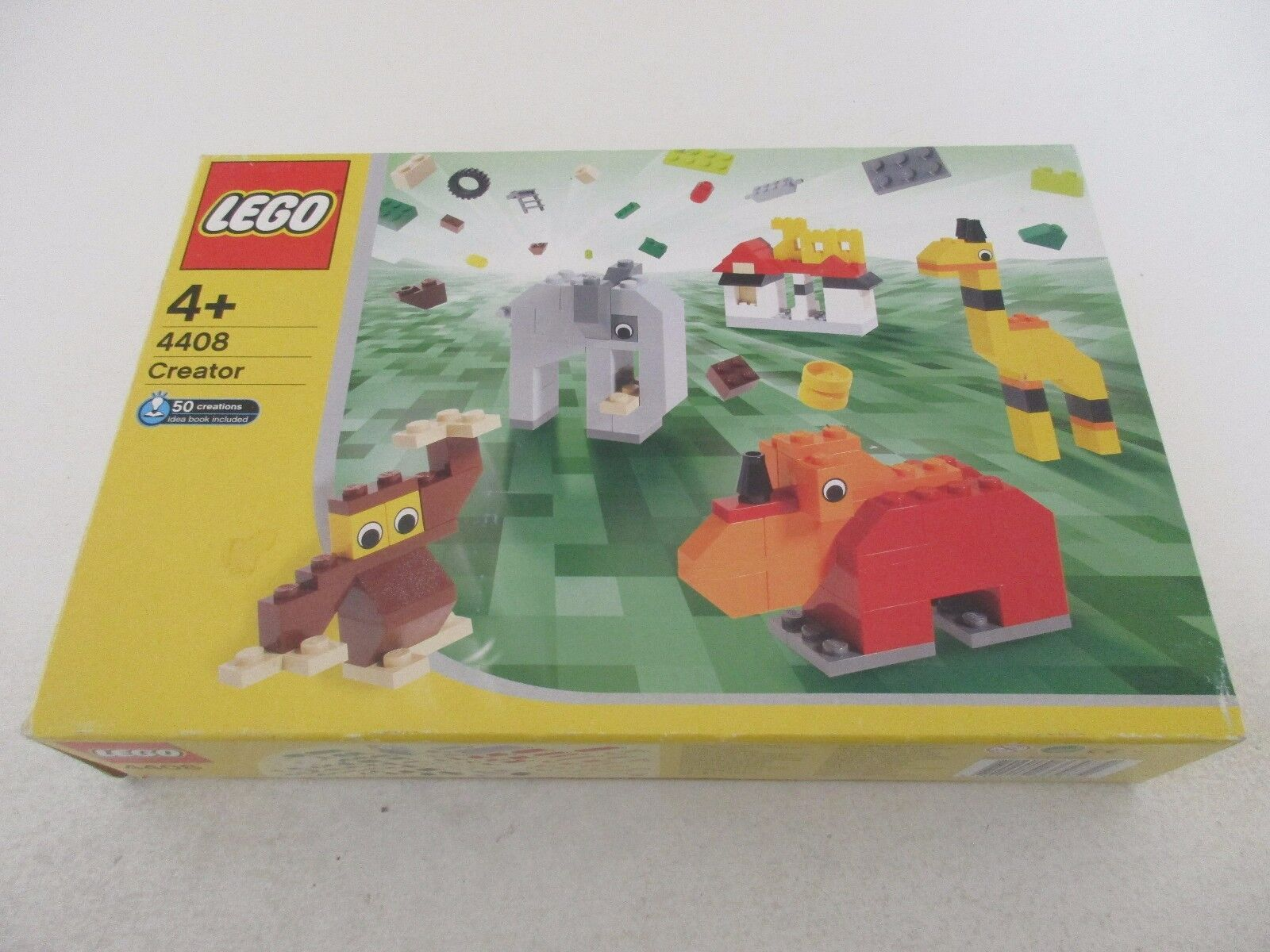 LEGO CREATOR 4408 ANIMALS - COMPLET boite & instructions - LEGO 2004