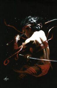 Marvel-Savage-Avengers-1-Elektra-Gabriel-Dell-039-Otto-Variant-Cover-B-Ltd-to-1000