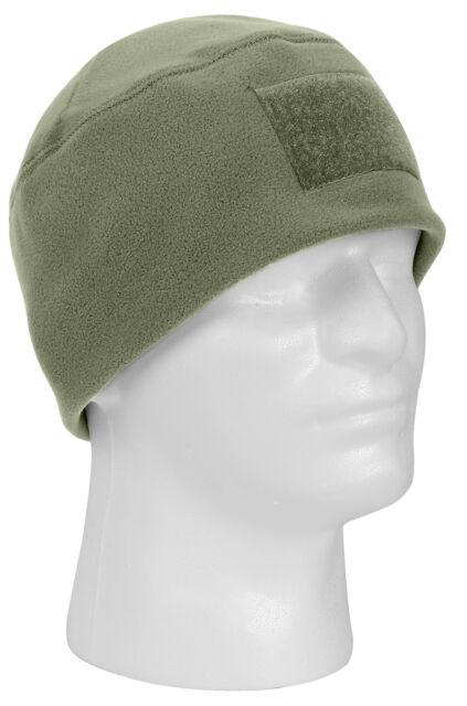 Military Polar Fleece Operators Watch Cap Warm Winter Beanie Hat ... 557b552e192