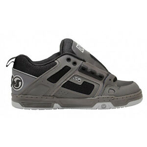 Bmx Nuove Snowboard Dvs Scarpe Comanche Skate Black Surf Leather Charcoal zgwBSnqv
