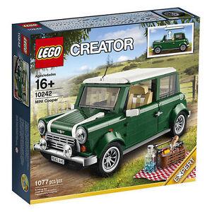 LEGO-COLECCIONISTAS-CREATOR-10242-MINI-COOPER-MK-VII-NUEVO