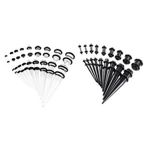 36Pcs-Gauges-Kit-Tapers-Plug-Tunnel-14G-00G-Ear-Stretching-Ear-Lobe-Expander