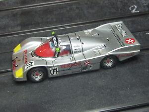 Scalextric C560 Porsche 962 Havoline Texaco Usata Slot 1/32 Design Professionnel