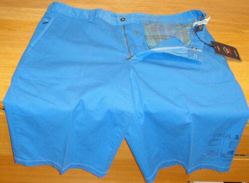 New Paul /& Shark Capri Collection Bermuda Short Blue size 50,52,54,56,58 Superb