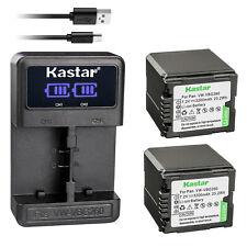 HDC-SD600 PV-GS320 HDC-HS9 PV-GS500 NV-GS500 HDC-SD5 NV-GS330 PV-GS80 H48 H288GK H68GK HDC-SD1 HDC-SD700 Replacement Battery for PANASONIC GS98GK HDC-SD9 HDC-SX5 HDC-HS100 HDC-SD100