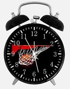 Image Is Loading Basketball Alarm Desk Clock 3 75 034 Home