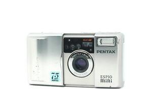 [Exc PENTAX Espio mini 75years 35mm Point & Shoot Film Camera from JAPAN