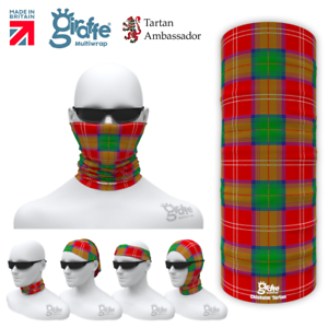 Chisholm chisam clan écossais tartan Multifonctionnel Headwear Bandana