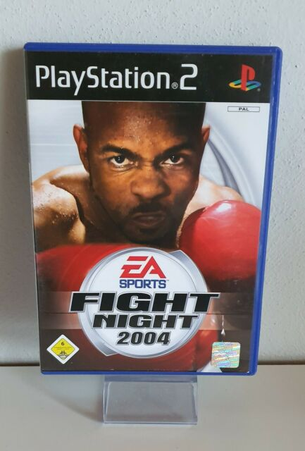 EA SPORTS Fight Night 2004 - PS2. + Manuel A6939