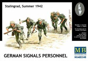 Masterbox-1-3-Echelle-5-Allemand-Signaux-Stalingrad-Ete-1942-Mas3540