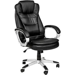 Chaise-fauteuil-siege-de-bureau-hauteur-reglable-avec-double-rembourrage