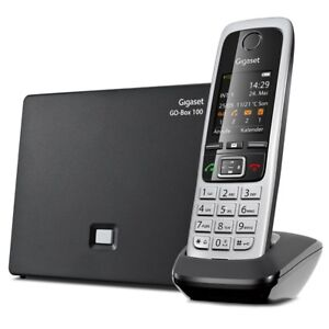 Das Bild Wird Geladen Gigaset C430A GO VoIP IP Amp Festnetz Telefon