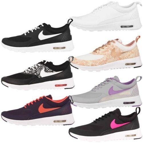 Recortes de precios estacionales, beneficios de descuento Nike Air Max Thea GS Zapatos Deporte Ocio Zapatillas de mujer DEPORTIVAS