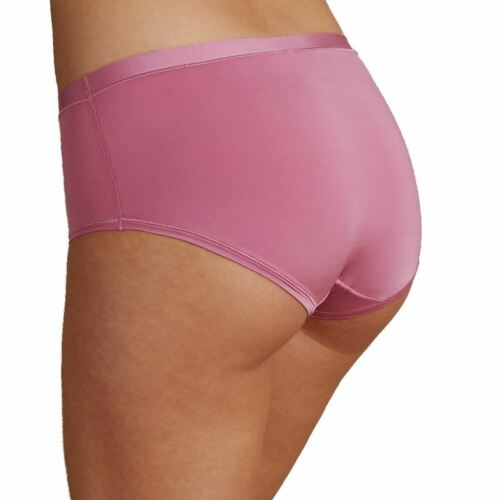 NEW EX M /& S LADIES PINK FLEXIFIT 4 WAY STRETCH COMFORTABLE PANTS KNICKERS 8-22