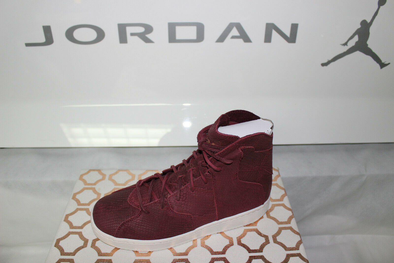 Nike Air Jordan Jordan Jordan Westbrook 0.2 854563-601 Night Maroon, New Size 8 17a49a