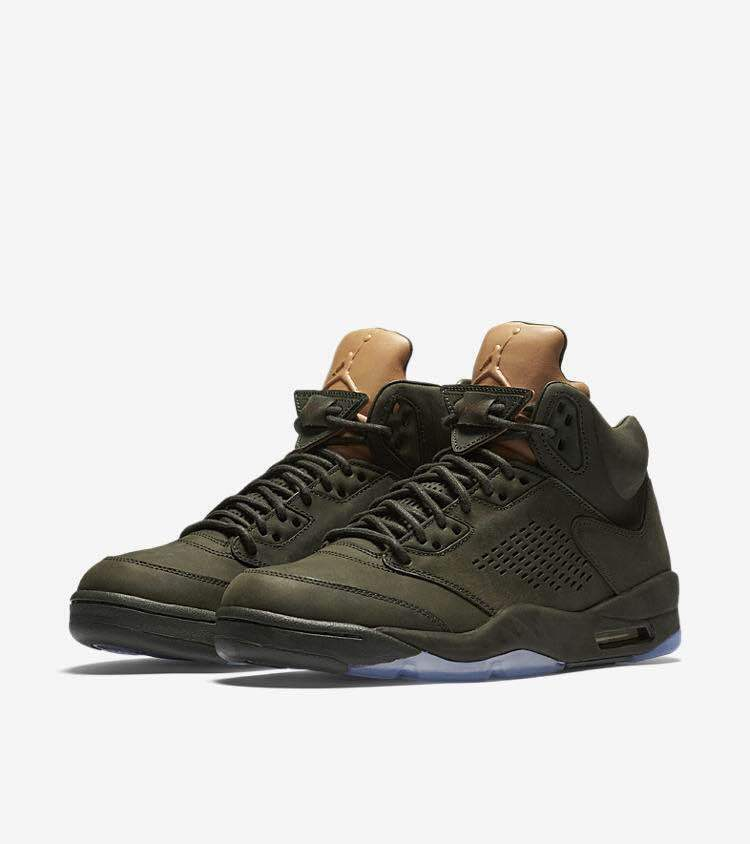 Selling out Air Jordan 5 Premier 27cm from japan (4573