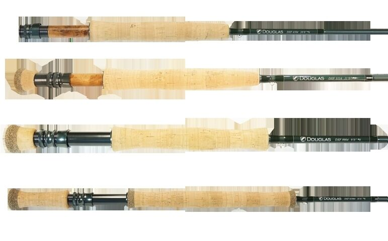 Douglas DXF Fly Rod 41064 Switch 10' 6   4