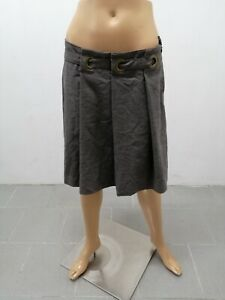 Gonna-ARMANI-JEANS-Donna-Taglia-Size-44-Skirt-Woman-Jupe-Femme-Gonna-Lana-7277