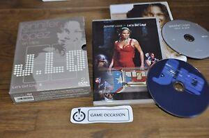 JENNIFER-LOPEZ-EN-CONCERT-ET-CLIPS-LET-039-S-GET-LOUD-FEELIN-039-SO-GOOD-COFFRET-2-DVD