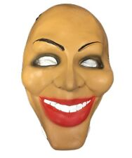 90/'s Fancy Dress Troll Mask Halloween Doll Toy Costume Lucky Good Luck Latex