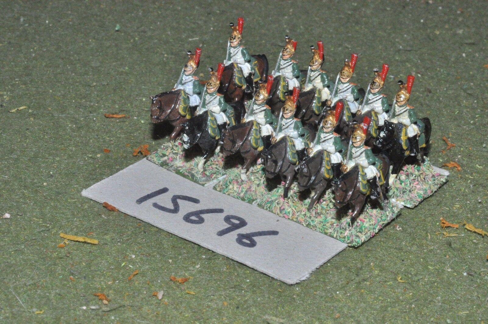 15mm napoleónicas/francés-Dragones 12 de Caballería-CAV Caballería-CAV Caballería-CAV (15696) 0cf2ac