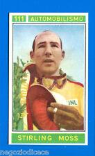 Figurina/Sticker CAMPIONI DELLO SPORT 1967/68-n. 111 - MOSS -AUTOMOBILISMO-Rec