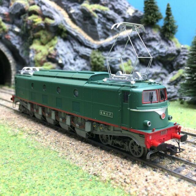 Locomotive 2D2 5402 Montrouge ép IV SNCF-HO 1/87-JOUEF HJ2368