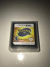 Pokemon Ranger Version Video Game w/ Case for Nintendo DS Lite TESTED