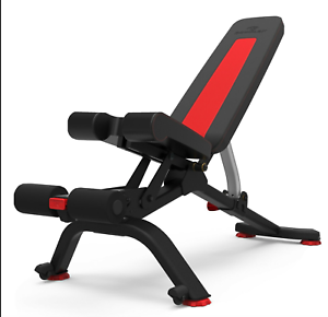 New Bowflex 5.1S Stowable Workout Bench - New Model -IN HAND
